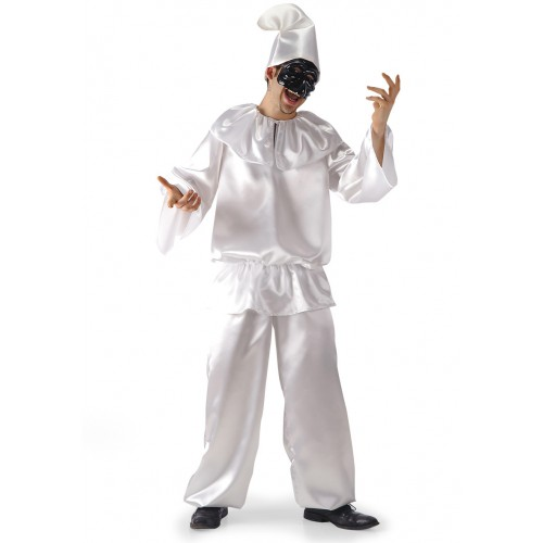 Costume pulcinella tg.xl in busta